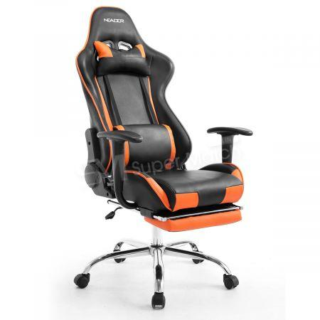 Office Ergonomic Race Car Gaming Chair Reclining Executive